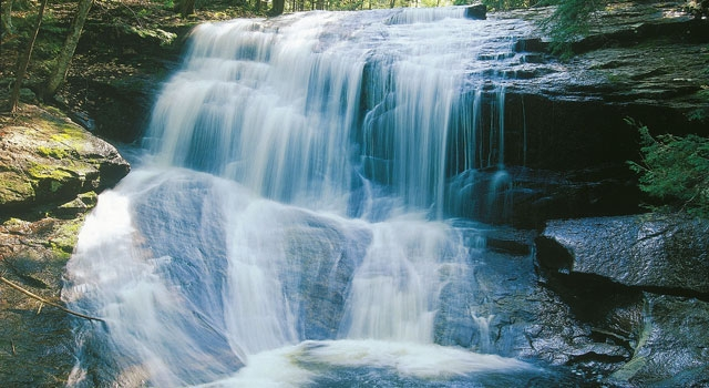 3 More New England Waterfalls To Visit In Western Mass